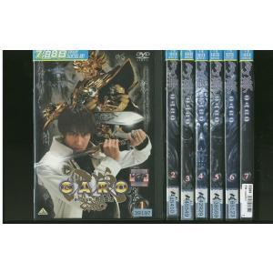 牙狼 GARO 全7巻 DVD レンタル版 レンタル落ち 中古 リユース 全巻 全巻セット