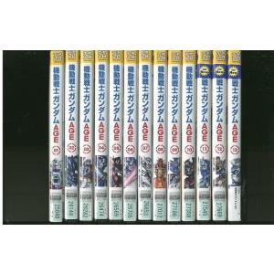 機動戦士ガンダムAGE 全13巻 DVD レンタル版 レンタル落ち 中古 リユース 全巻 全巻セット|gift-goods
