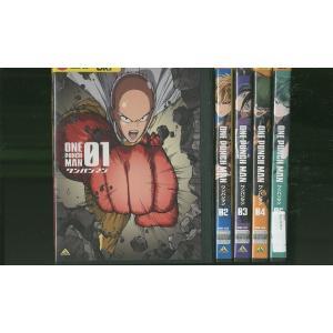 ワンパンマン 1〜5巻セット(未完) DVD レンタル版 レンタル落ち 中古 リユース|gift-goods