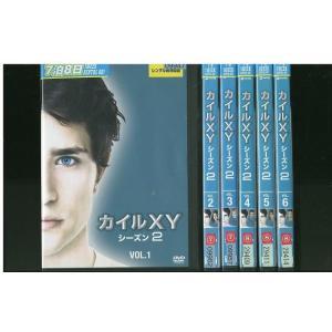カイルXY シーズン2 全6巻 DVD レンタル版 レンタル落ち 中古 リユース 全巻 全巻セット|gift-goods