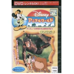 ディズニーアニマルワールド/チンパンジー DVD レンタル版 レンタル落ち 中古 リユース|gift-goods