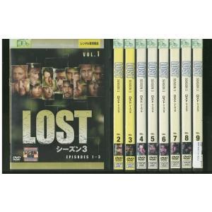 LOST ロスト シーズン3  1〜9巻セット(未完) DVD レンタル版 レンタル落ち 中古 リユース|gift-goods