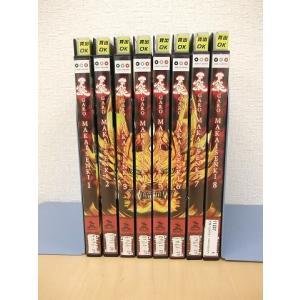 牙狼 GARO MAKAISENKI 全8巻 DVD レンタル版 レンタル落ち 中古 リユース 全巻 全巻セット|gift-goods