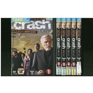 Crash クラッシュ シーズン2 全6巻 DVD レンタル版 レンタル落ち 中古 リユース 全巻 全巻セット|gift-goods