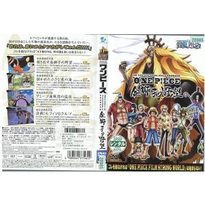 ワンピース 金獅子の野望 DVD レンタル版 レンタル落ち 中古 リユース|gift-goods