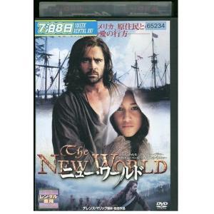 ニューワールド コリン・ファレル DVD レンタル版 レンタル落ち 中古 リユース