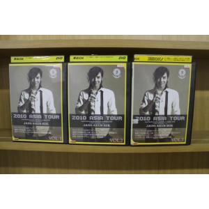 チャン・グンソク2010アジアツアー 3巻セット DVD レンタル版 レンタル落ち 中古 リユース|gift-goods