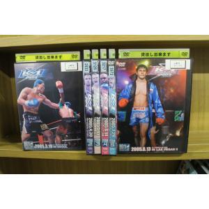 K-1 WORLD GP 2005 1〜6巻セット セーム・シュルト チェ・ホンマン DVD レンタル版 レンタル落ち 中古 リユース|gift-goods