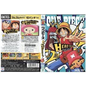 DVD ワンピース ヒーローテレビスペシャル! レンタル落ち PP10010