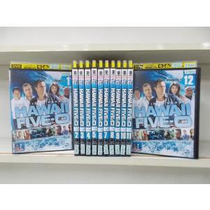 DVD Hawaii Five-0 ハワイファイブオー シーズン5 全12巻 レンタル落ち Z3T2...
