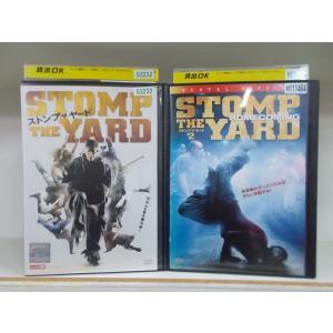 DVD ストンプ・ザ・ヤード 2本セット レンタル落ち Z3T669