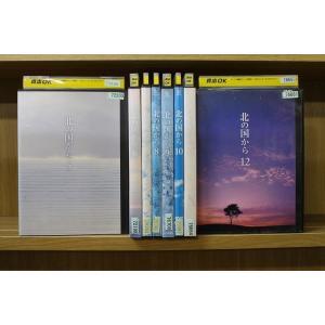DVD 北の国から 5〜12巻 計8本セット レンタル落ち ZI2650の画像