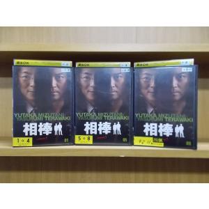 DVD 相棒 season5 全11巻 ※ジャケット1、5、9巻のみ 水谷豊 セットレンタル レンタ...