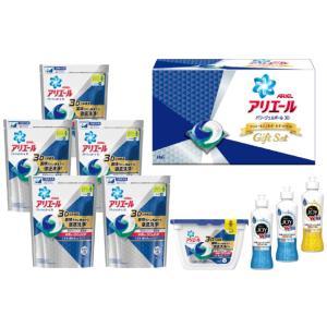 洗濯 ランドリーギフト P&G アリエールジェルボールギフトセット PGJA−50X...