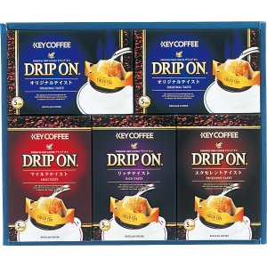 ギフト キーコーヒー ドリップオンコーヒーギフト(25袋) 200423088 CAG-25N 入学...