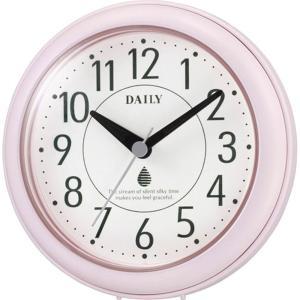 名入れ無料 プレゼント インテリアクロック |リズム時計 名入れプレート付き 掛け時計 アクアパークDN | 置き時計 NAI4KG711DN13|gift-kingdom