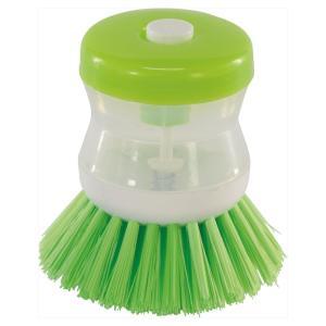 お掃除グッズ |お台所とお洗濯の洗剤ブラシ 7013|gift-kingdom