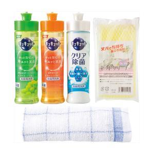 キッチン洗剤 |販促 ごあいさつ品 台所洗剤セット | 雑貨 低単価 ノベルティ 粗品 WO-13|gift-kingdom