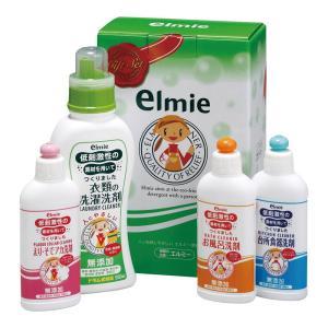 キッチン洗剤  エルミー 洗剤セット エコ 無添加ギフトセット   台所洗剤ギフト ELS-25 gift-kingdom