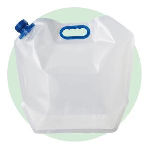 防災用品 防犯用品 |防災用品 給水袋 折りたたみ水タンク10L | 防災グッズ 貯水 PW-10|gift-kingdom