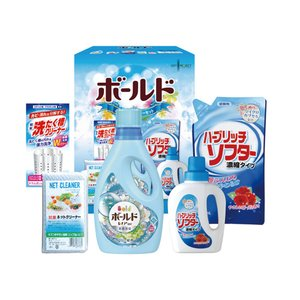 快気祝い 内祝い 液体洗剤  ボールド&プレミアムソフターセット ボールド & プレミアムソフターセット   液体洗剤ギフト BFM-25 gift-kingdom