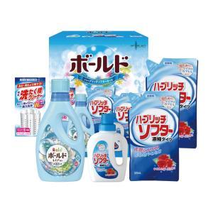 快気祝い 内祝い 液体洗剤  ボールド&プレミアムソフターセット ボールド & プレミアムソフターセット   液体洗剤ギフト BFM-30 gift-kingdom