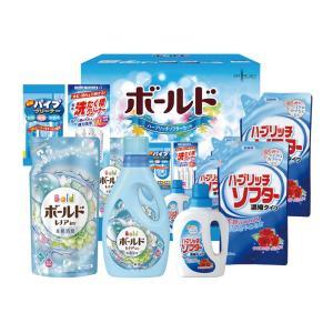 快気祝い 内祝い 液体洗剤  ボールド&プレミアムソフターセット ボールド & プレミアムソフターセット   液体洗剤ギフト BFM-40 gift-kingdom