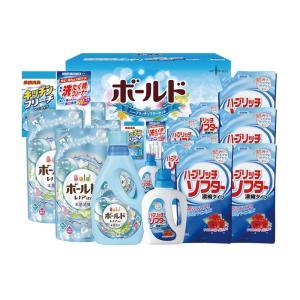 快気祝い 内祝い 液体洗剤  ボールド&プレミアムソフターセット ボールド & プレミアムソフターセット   液体洗剤ギフト BFM-60 gift-kingdom