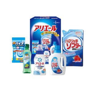 快気祝い 内祝い 液体洗剤  アリエールスピードプラスバラエティ洗剤セット アリエール & プレミアムソフターセット   液体洗剤ギフト RFM-25A gift-kingdom