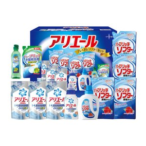 快気祝い 内祝い 液体洗剤  アリエールスピードプラスバラエティ洗剤セット アリエール & プレミアムソフターセット   液体洗剤ギフト RFM-60A gift-kingdom
