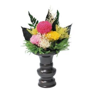 仏事用品 お参り |冠婚葬祭 プリザーブドフラワー ご仏壇用お供え花 | 仏花 E9102-73|gift-kingdom