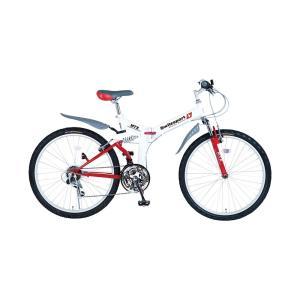 ビンゴ 景品 折たたみ自転車 |Switzsport 自転車 折畳 スウィツスポート F26L (18段変速) SW-MA26L|gift-kingdom