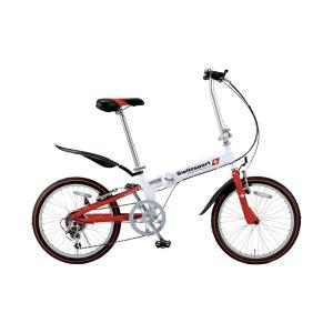 ビンゴ 景品 折たたみ自転車 |Switzsport 自転車 折畳 スウィツスポート F20W (6段変速) SW-SK20W|gift-kingdom