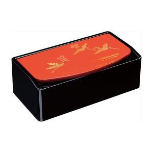 お祝い 御祝 置物 オブジェ ライト |紀州塗 鏡付一段ティッシュボックス | インテリア雑貨 0002037|gift-kingdom