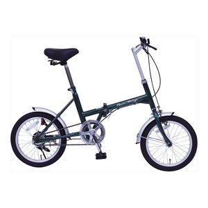 景品 折たたみ自転車 |クラシックミムゴ FDB16G | 折りたたみ自転車 MG-CM16G|gift-kingdom