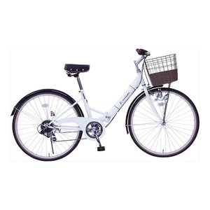 景品 折たたみ自転車 |シトロエン シティFDB266SG | 折りたたみ自転車 MG-CTN266G|gift-kingdom