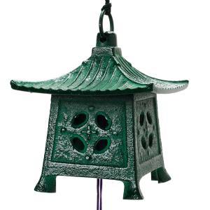 南部鉄器 風鈴 いい音色 |南部鉄器 七宝 | 風鈴 C12-16|gift-kingdom