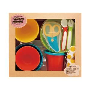 ご出産祝い 幼児用の食器 |ベビーギフトセット SET969/395857|gift-kingdom