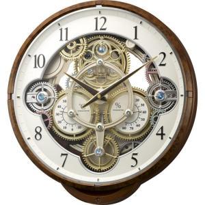名入れ対応可 電波時計 掛け時計 |スモールワールド シーカー | 掛け時計 4MN515RH23|gift-kingdom