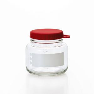 ガラス雑貨 食器 ギフト  アデリア 320 RP ( 保存容器 キャニスター )   e-Cap Jar 1659 gift-kingdom