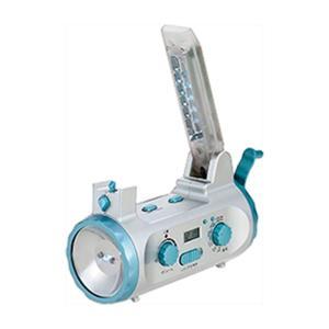 ラジオ 防災 |防災用品 ラジオライト グローリーソーラー付 | 防災グッズ 多機能ライト 36452|gift-kingdom