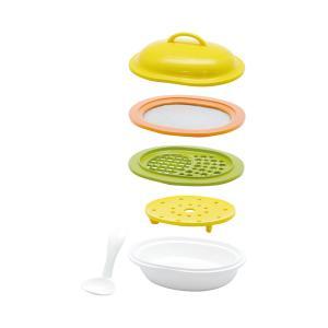 ご出産祝い 幼児用の食器 |EDISONmama 離乳食調理器セット EDISONmama | 幼児用食器 ご出産祝い KJ4305|gift-kingdom