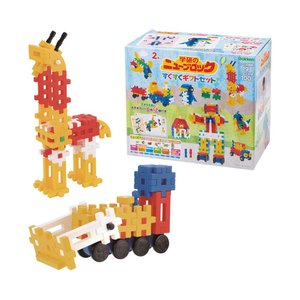 ■お問合せNo:ori5426172248■商品名:学研 おもちゃ ニューブロック すくすくギフト ...