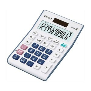 電卓 計算機  カシオ あまり計算   電卓 MP-12R gift-kingdom