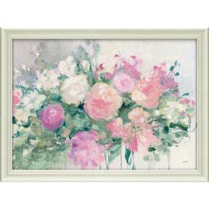 壁掛け飾り 絵画 お祝い 記念品 おしゃれ かわいい |ジュリア プリントン 「ジューン アバンダンス」 | 絵画 JP-15012|gift-kingdom