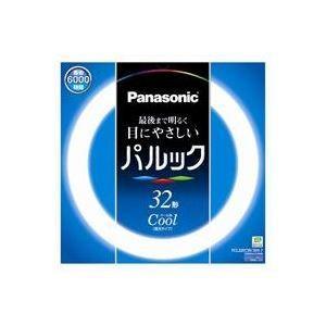 (業務用9セット)Panasonic パナソニック 丸管蛍光灯 32W FCL32ECW30XF ×9セット