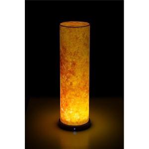 LED 和室 モダン照明 LF550-acスタンドライトコズミック -橙- 〔日本製〕