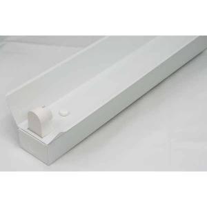 10台セット 直管LED蛍光灯用照明器具 笠付トラフ型 40W形1灯用