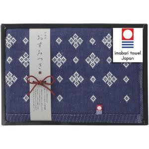 日本の伝統織物を意識したモダンな柄をモチーフにタオル作りで知られる今治のおすみつきの暮らしにやさしく寄り添う極上ガーゼタオル|gift-one