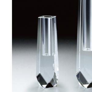 ( グラスワークス / ナルミ ) ピタゴラス 一輪挿し CS ガラス 花瓶 フラワーベース|gift-only